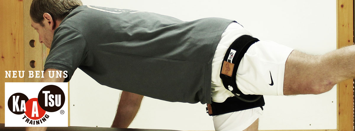 Stuetzpunkttrainer - KAATSU Kombination